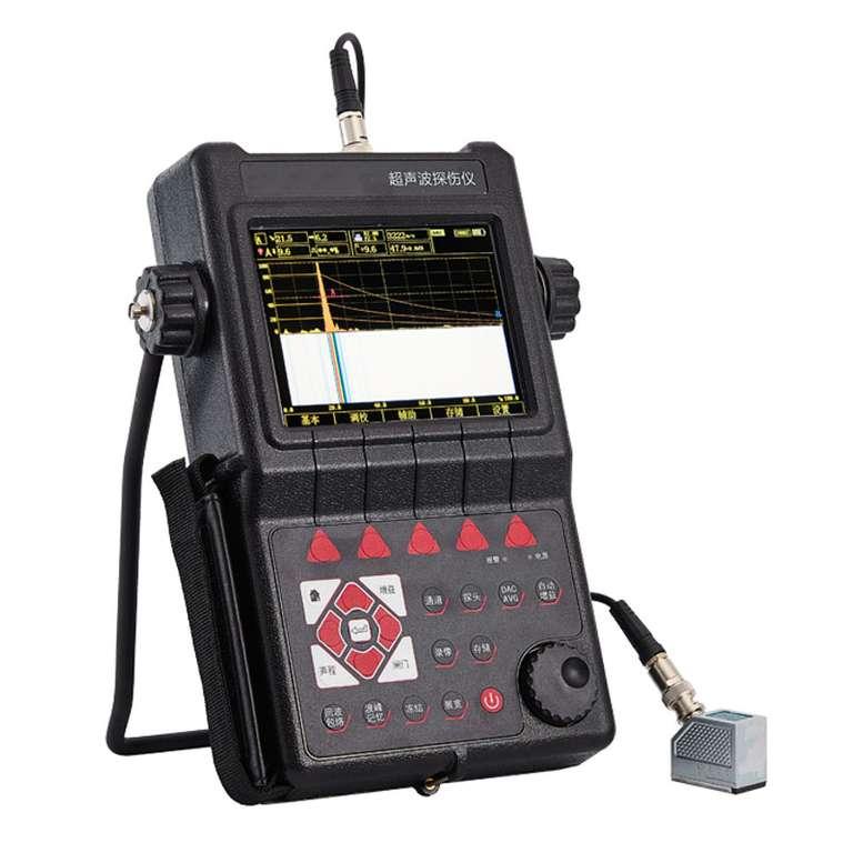 我公司JT-TS350数字超声波探伤仪