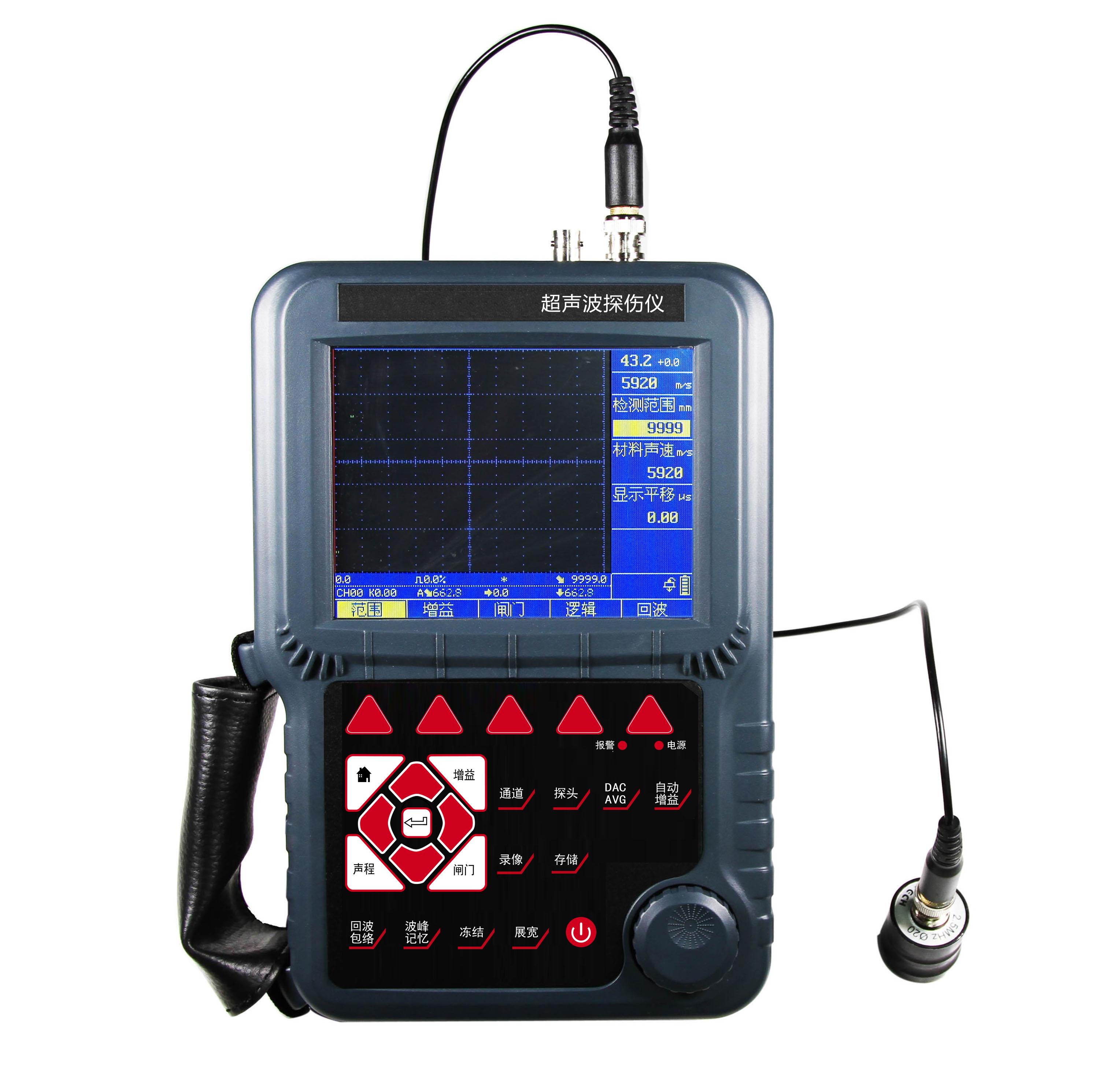 JT-TS330全数字超声波探伤仪(升级款)